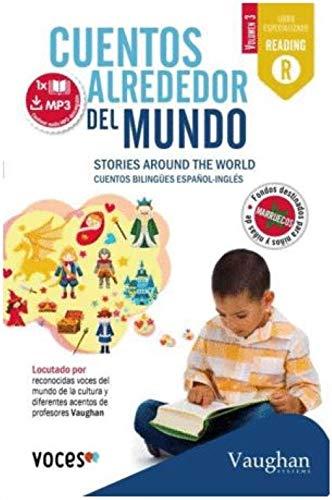 Diseño de la portada del título Cuentos alrededor del mundo: Marruecos