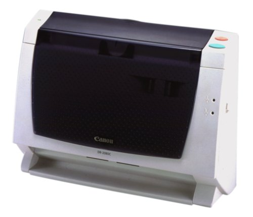 Affordable Canon DR-2080C Color Document Scanner
