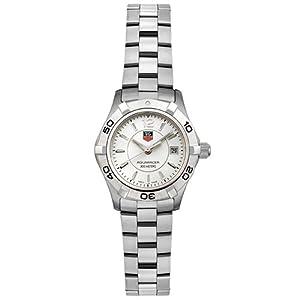 TAG Heuer Women's WAF1412.BA0812 2000 Aquaracer Quartz Watch image
