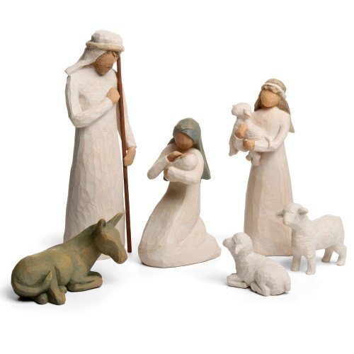 Willow Tree Nativity Set by Willow Tree by Demdaco