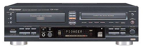 Pioneer PDR-W-839 CD-Rekorder/3-fach Wechsler schwarz