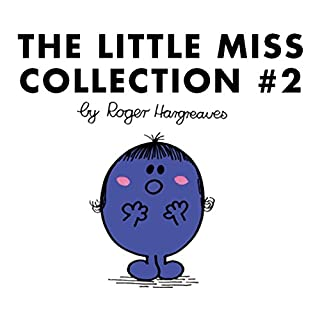 The Little Miss Collection 2 audiobook cover art