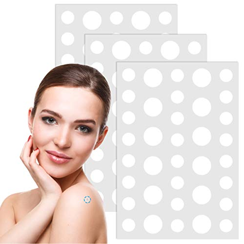 Skin Tag Remover Patches - Mole Remover -Wart Removal Patches -100% Natural Extracted from Plant Essence Ingredient(108 pcs)