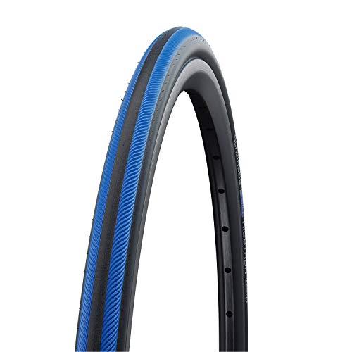 Schwalbe Fahrradreifen Rightrun K-Guard BLS/B-SK Hs387 2grip Nmc 50epi Neumáticos para Bicicleta, Unisex Adulto, Negro, 24 x 1.00 25-540