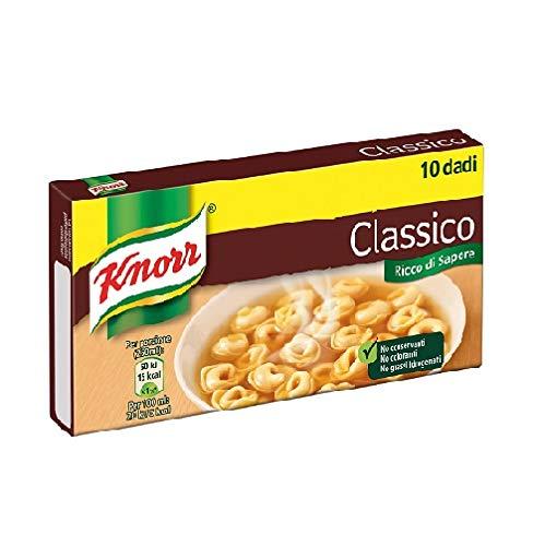 Knorr classico dado brodo Suppenwürfel Brühe klassisch reich an Geschmack