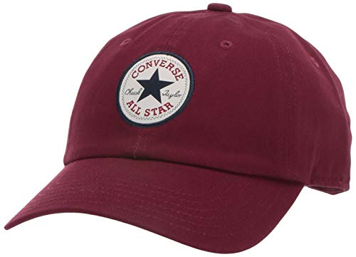 Converse Womens Unisex Tipoff Chuck Patch Baseball Hat