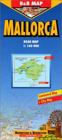 B & B Map, Mallorca
