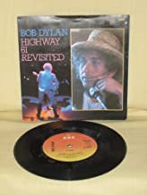 Bob Dylan - Highway 61 Revisited - 45 Record - ENGLAND UK