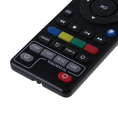 bibididi Tvip Telecomando Telecomando Universale per Tvip410 Tvip412 Tvip415 Tvips300, Copertura Protettiva Telecomando