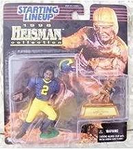 1998 NCAA Football Starting Lineup Heisman Collection - Charles Woodson (University of Michigan)