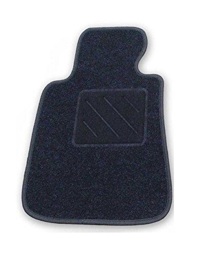 RAU Passform Fussmatte Fahrermatte Zero Graphit, Fahrzeug Siehe Text