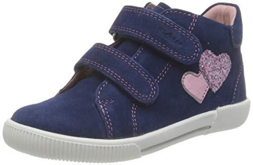 Richter Kinderschuhe Jungen Mädchen Vali Sneaker, Nautical/Candy, 25 EU