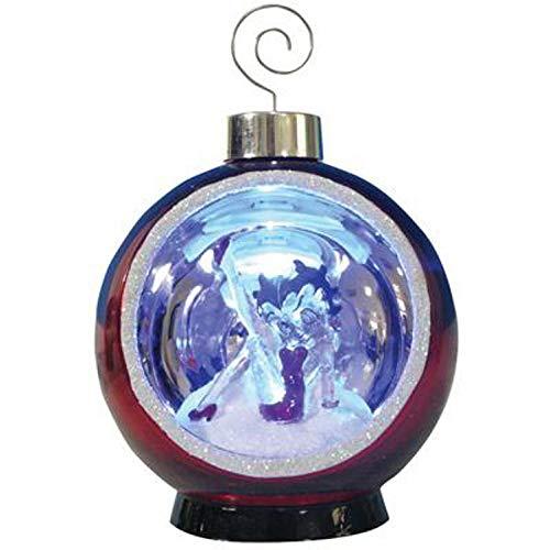 Betty Boop Holiday Kick Jolly Lite, Christmas Tree/Hanging Ornament