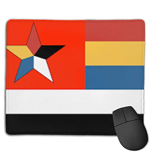 sfdgd Tell ME Alternate Flag Fashion Mouse Pad Rubber Mouse Pad