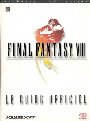 Guide officiel Final Fantasy VIII