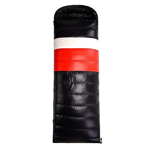 HPPSLT Sac de Couchage Duvet Sac Couchage pour Duvet Adulte, Sac de Couchage Super léger en Duvet enveloppe Sac de couchage-1000G Cachemire-3