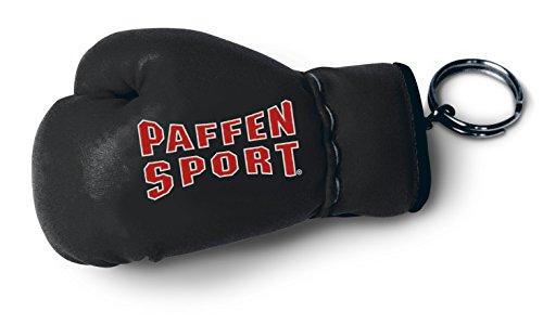 Paffen Sport Key Mini-Boxhandschuhe als Schlüsselanhänger; schwarz