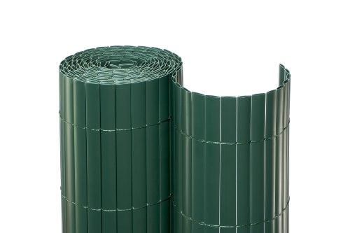 Noor Sichtschutzmatte PVC, Grün, 0,90 x 3 m
