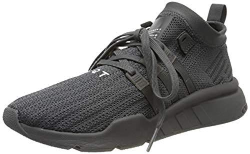 adidas Hombre EQT Support Mid ADV Zapatos de Correr Negro, 47 1/3