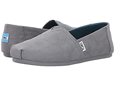 TOMS Deconstructed Alpargata Rope Burnished Lilac Suede 6.5 B (M)