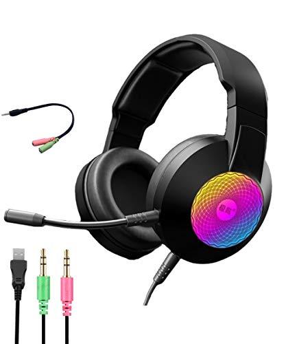 Auriculares Usb Con Microfono  marca FORONIC