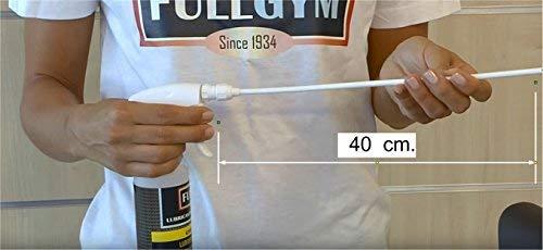 Lubrificante per tapis roulant SYNT 33 - 250ml – di FULLGYM produttore di lubrificanti e fluidi speciali
