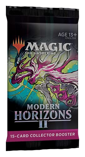 Booster de Colecionador de Magic: The Gathering Modern Horizons 2 | 15 cards de Magic - Em Inglês