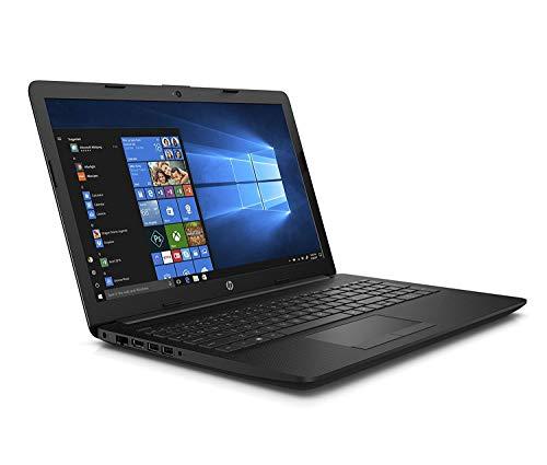 "2019 HP 15.6"" HD Laptop Computer, AMD Quad-Core Ryzen 5 2500U up to 3.6Ghz (Beat i7-7500U), 12GB DDR4 RAM, 128GB SSD + 1TB HDD, DVDRW, 802.11AC WiFi, Bluetooth 4.2, USB 3.1, HDMI, Windows 10 Home"