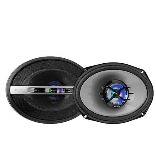Sony XS F 6925 2-Wege Koaxial-Lautsprecher 280 W 16 x 24 cm Silber/schwarz