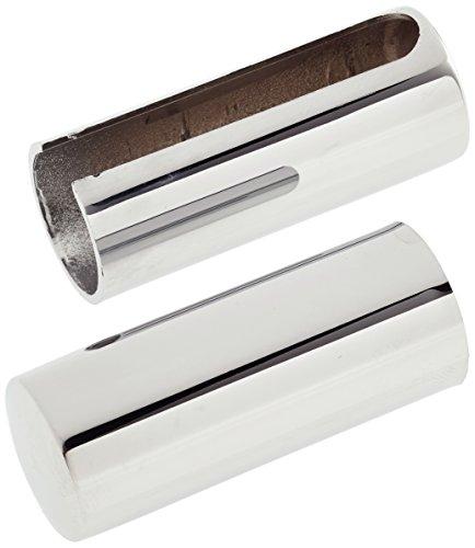 Alpertec 60090030K4 Aufsteckhülsen 4 Stück Chrom Nylon Ø 16 mm Türband NEU
