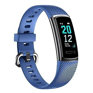 SMAWAFIT Q9 Sport - Smartwatch y rastreador de Fitness, Color ...