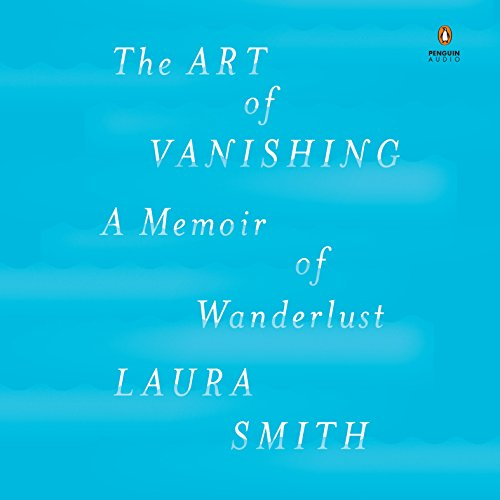 The Art of Vanishing audiobook cover art