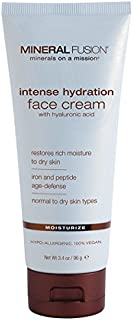 Mineral Fusion Intense Hydration Face Cream By Mineral Fusion for Women - 3.4 Oz Cream, 3.4 Oz