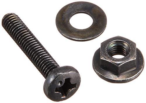 親和産業 30~40mm角ファンモータ用取付M3ネジセット/10mm厚用 FS-NEJI-03