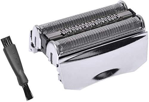 Poweka Cabezal de afeitado 70S apto para Braun - Recambios para Braun Series 7 (799cc, 795cc, 790cc-4, 760cc, 750cc, 735s, 730) y Pulsonic con pincel.
