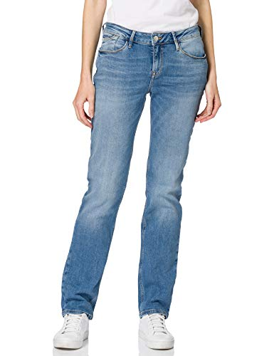 Cross Damen Rose Jeans, Blau, 30W 30L EU