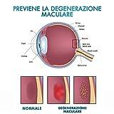 Zoom IMG-2 integratori occhi con luteina e