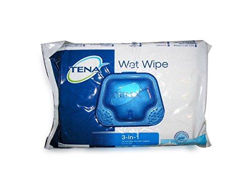 Tena Soft Wipes - Toallitas en caja de 1080unidades