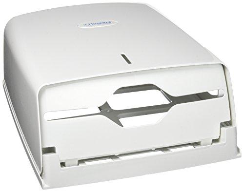 HEXOTOL PSEM1209, Porta Asciugamani in Acciaio Inox, Colore Bianco, 60x8.69x12 cm