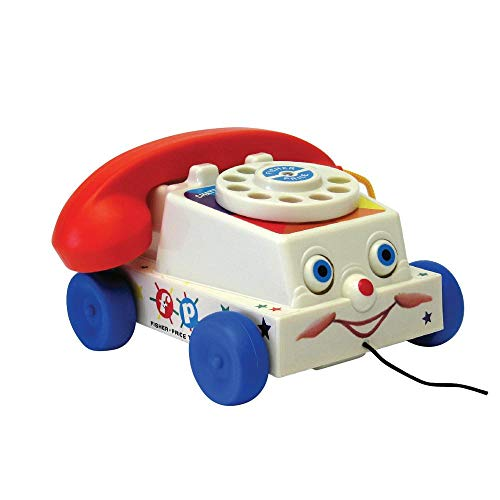 Product Image of the Fisher Price Classics Retro Chatter Phone