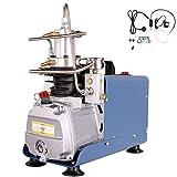 Orion Motor Tech High-Pressure Electric Air Compressor Pump, Manual Stop 4500 PSI/30 MPa