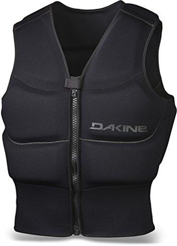 Lowest Price! Dakine Unisex Surface Vest, Black, S