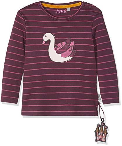 Sigikid Baby-Mädchen Langarmshirt, Violett (Prune Purple 951), 86