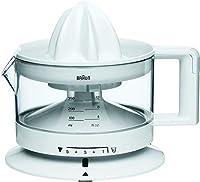 Capienza: 350 ml Rotazione a destra e a sinistra per una migliore estrazione del succo Arresto automatico Lavabile in lavastoviglie