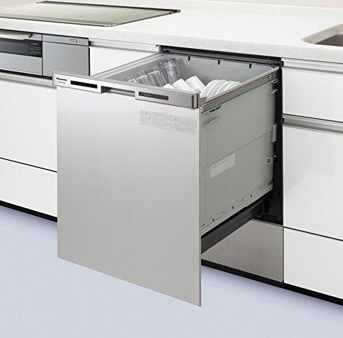 パナソニック(Panasonic) フルオープン食器洗い乾燥機(Dバイオ) NP-45MC6T