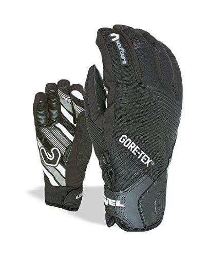 Level Erwachsene Handschuhe Suburban Gore-Tex, Black, 9