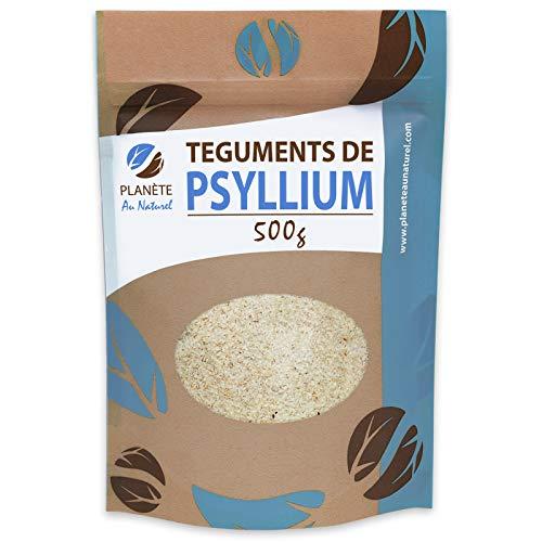 Psyllium Blond Téguments - 500g