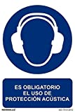 Normaluz RD20015 - Señal Es Obligatorio El Uso De Protecci�