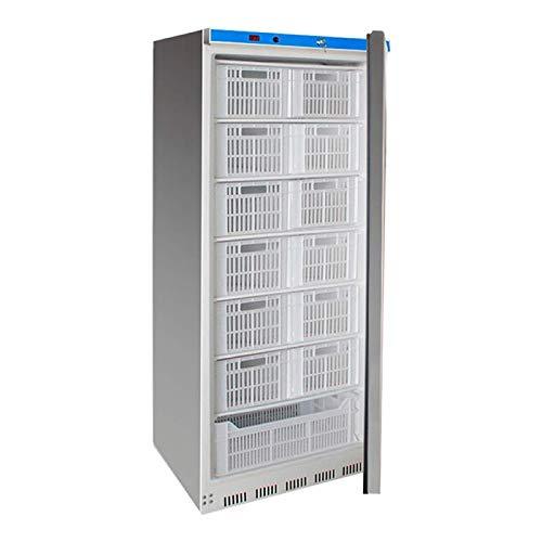 Congelador industrial vertical con cajones - MBH