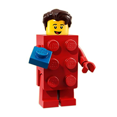 LEGO Series 18 Collectible Party Minifigure - LEGO Brick Suit Guy (71021)